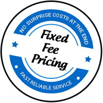 Why us - fixed fees